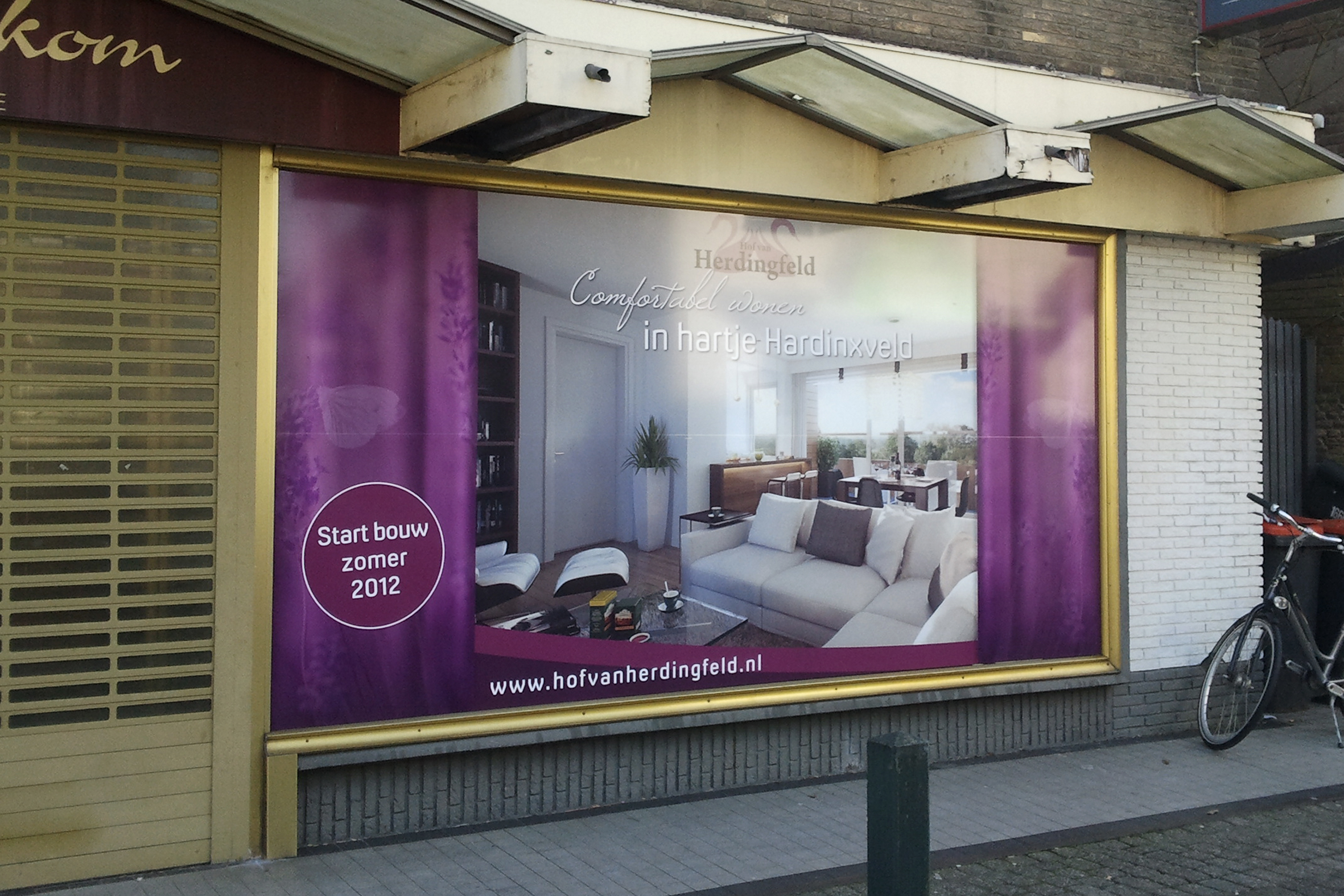 raamfolie en raamdecoratie royalprint reclame