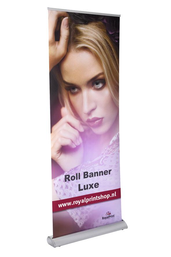 Bannersystemen - Rollbanner luxe