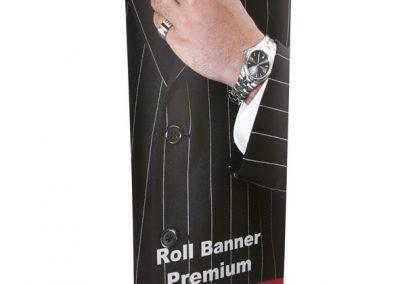 Rollbanner premium